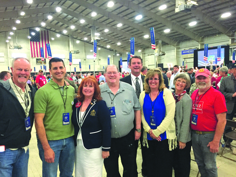 Pacific County GOP