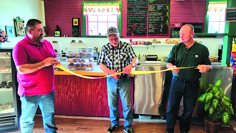 Rowdy Rooster Deli Open for Business