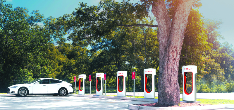 The Gateway Center in Aberdeen to receive Tesla Supercharger