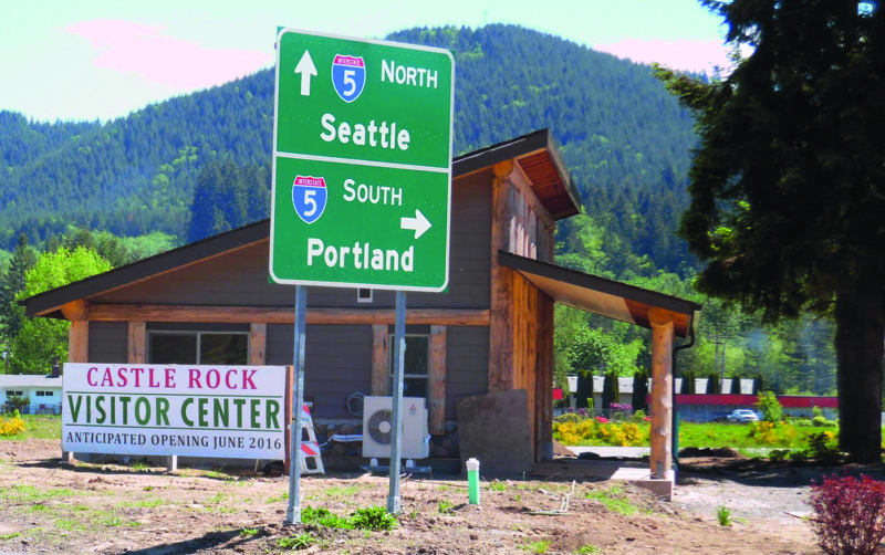 Castle Rock's new visitor center opening this summer