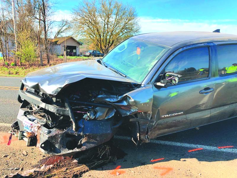 Fatal accident on SR 6